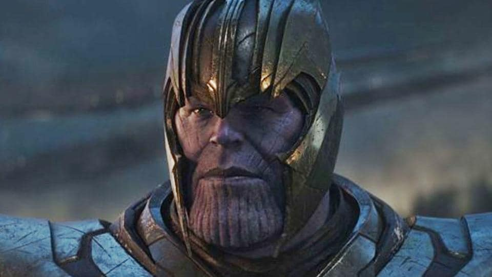 Josh Brolin played Thanos in the Avengers films.