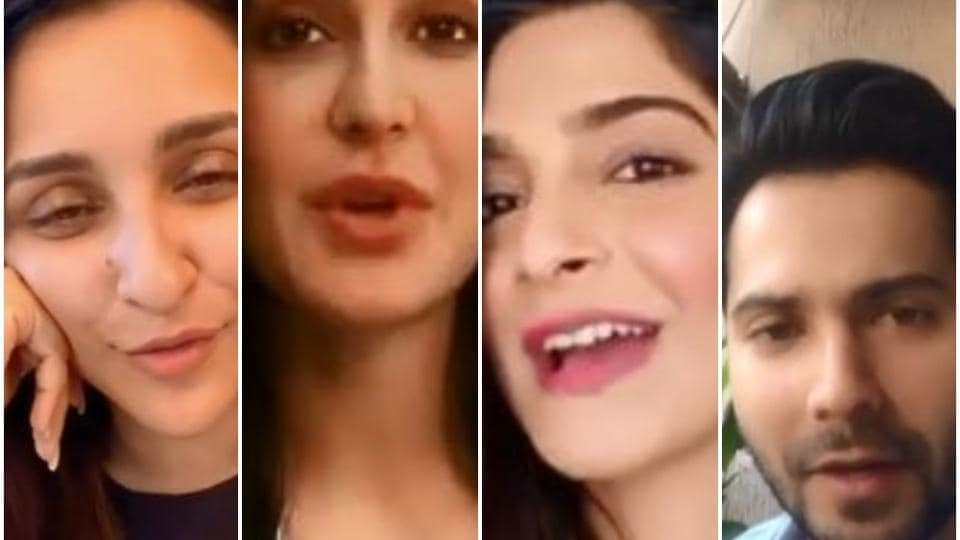 Katrina Kaif, Sonam Kapoor, Tiger Shroff can't wait for Disney+ Hotstar launch, share video messages – bollywood