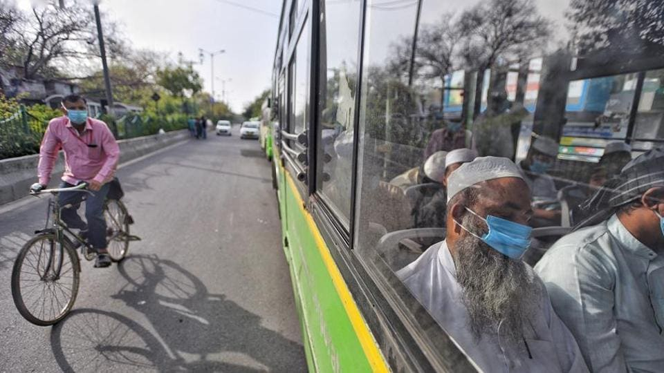 In Erode, which has emerged as one of the biggest clusters in the state, a group of preachers who attended the Jamaat reportedly reached the city on March 11. Ten of them later tested positive for Covid-19.