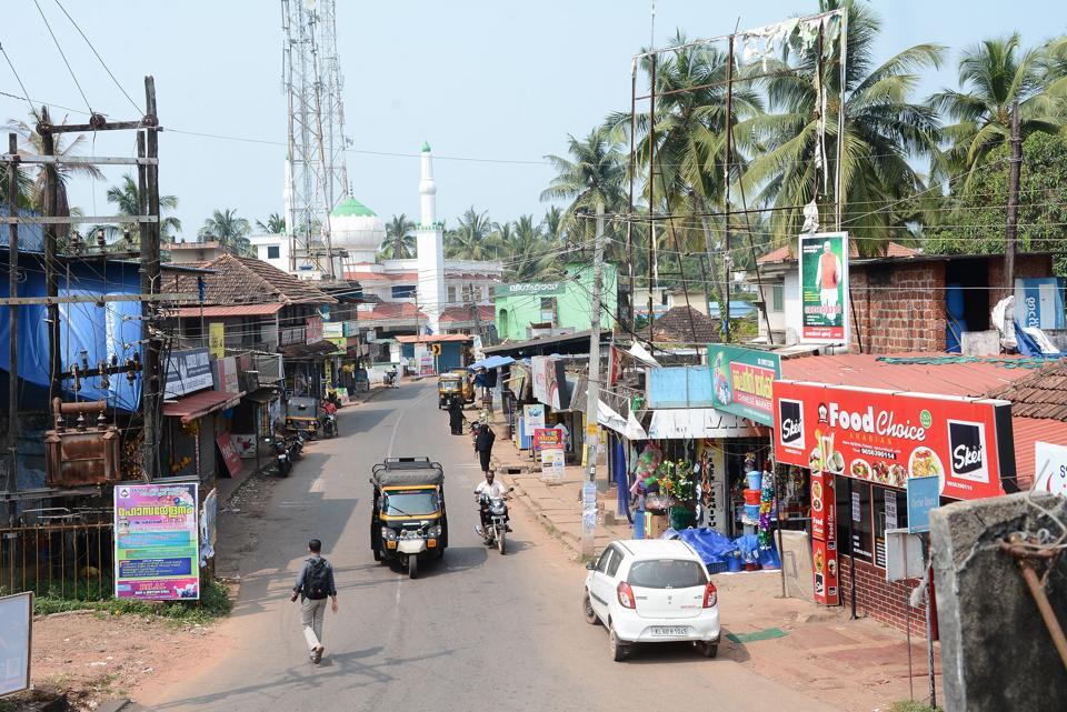 Kerala's Kasaragod is one of coronavirus hotspots in the country