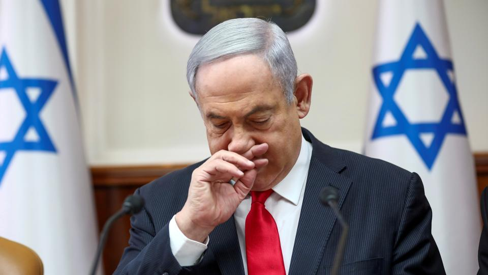 Israel's health minister has coronavirus, was in frequent contact of PMNetanyahu