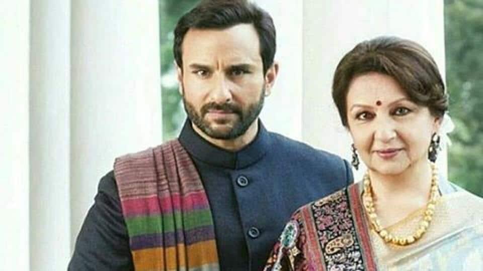 Saif Ali Khan says mom Sharmila Tagore's lockdown attitude scares him: 'She  is suddenly saying she has had full life, no regrets'   Bollywood -  Hindustan Times