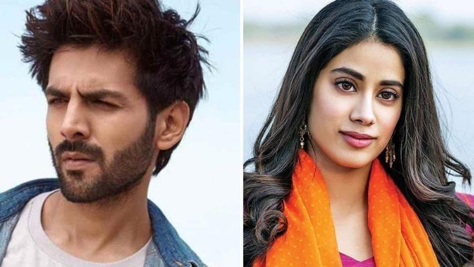 'Janhvi Kapoor, do you have Chinese visa?' jokes Kartik Aaryan as she applies for role in Baghbaan remake