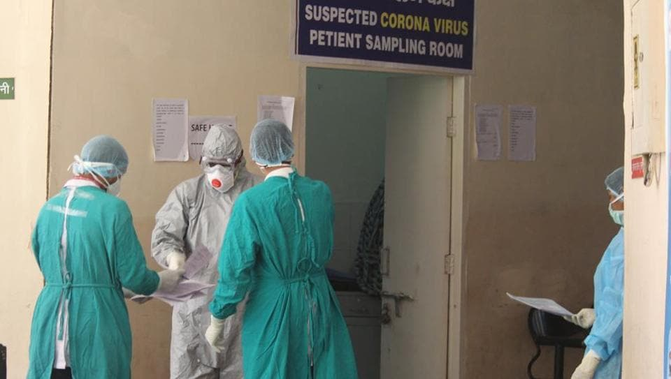 A senior medical officer said that a second sample of the seven family members, who have tested negative for coronavirus,will be collected on  Monday, April 6.