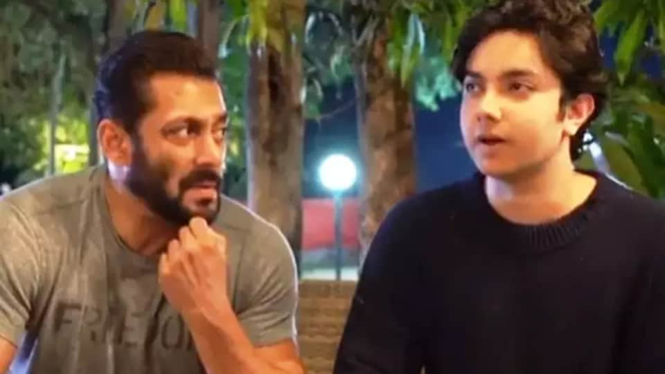 Salman Khan reveals he's scared, says 'I haven't seen my father in 3 weeks'. Watch video with nephew Nirvaan