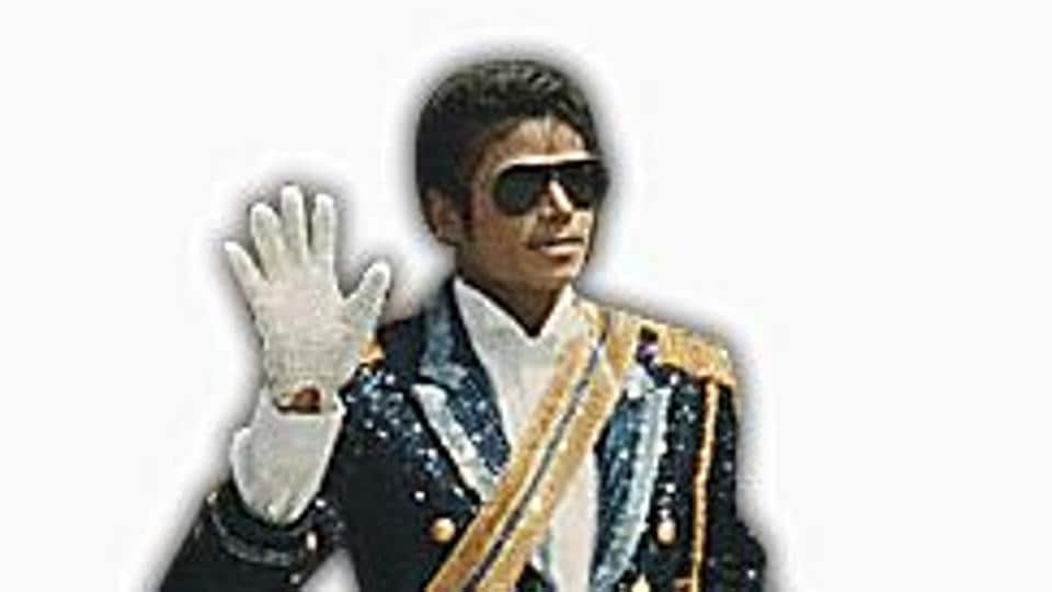 """The singer wore the crystal-studded glove many times on stage and in music videos of his popular songs including """"Billie Jean""""."""