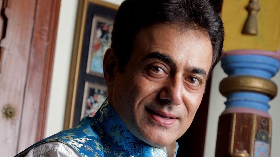 Nitish Bharadwaj played Lord Krishna in Mahabharat.