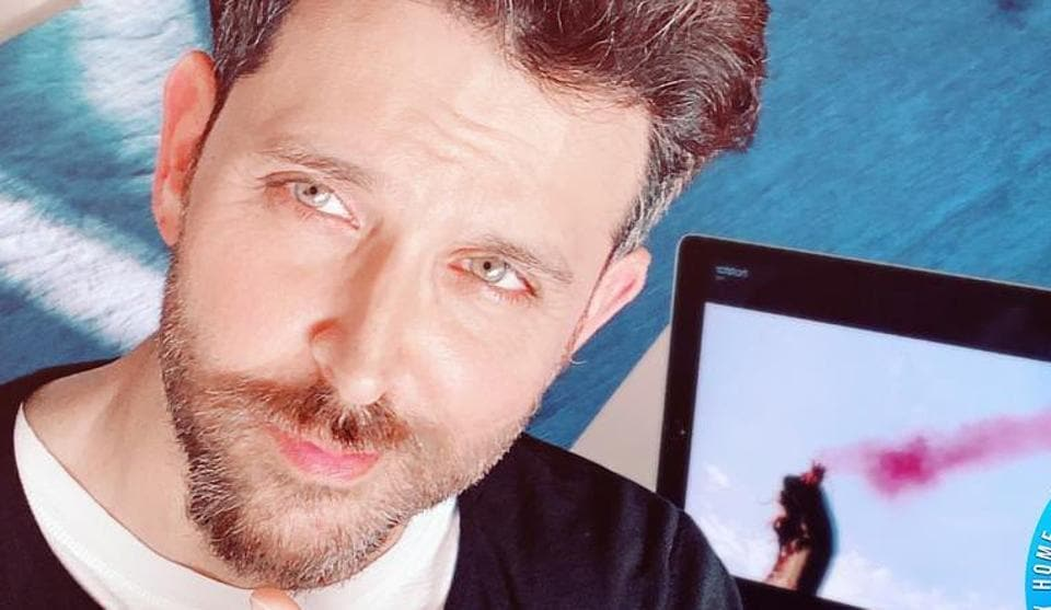Hrithik Roshan is doing his bit for the immediate relief of those affected by the coronavirus crisis.