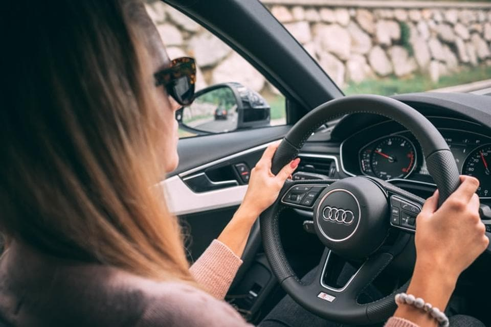 Women can actually be better, safe drivers than men