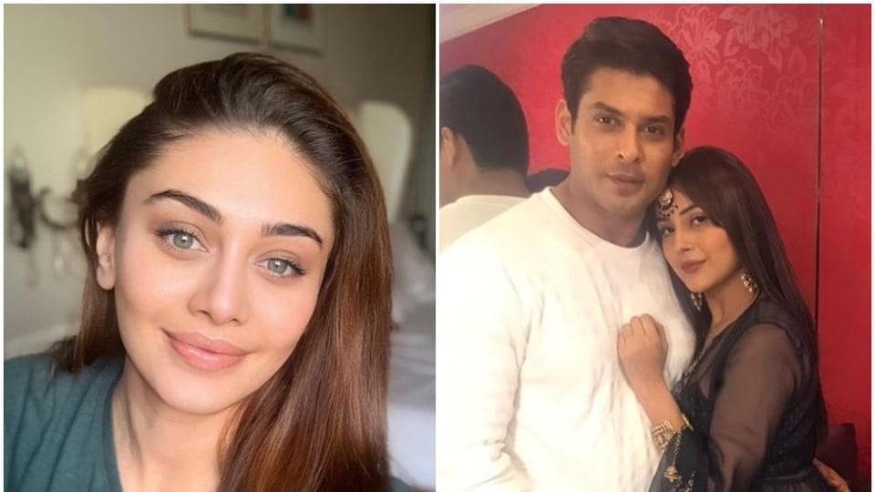 Shefai Jariwala believes Sidharth Shukla treats Shehnaaz Gill like a child.