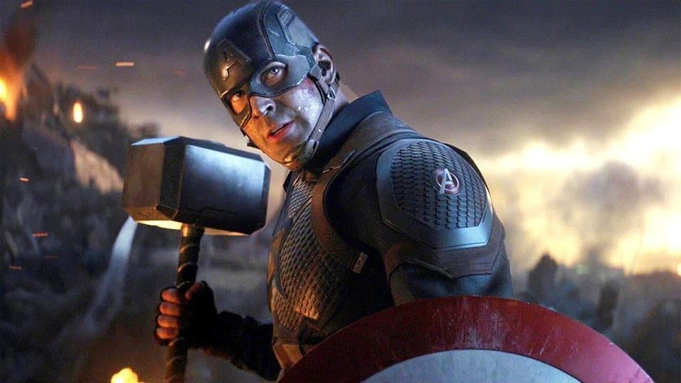 Kevin Feige has shared an already iconic clip from Avengers: Endgame.