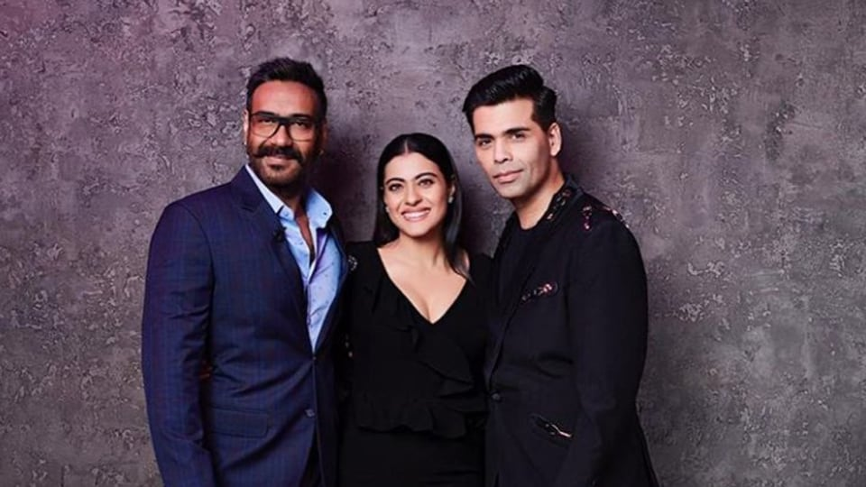When Kajol and KaranJohar had such a bad fallout that Karan said she had 'killed every bit of emotion I had for her for 25 years'