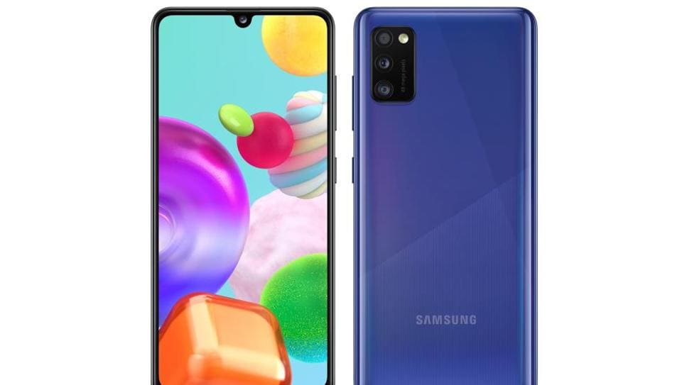 Samsung Galaxy A41 ra mắt với camera 48 megapixel tại Đức: giá cả, thông số kỹ thuật và tính năng 3