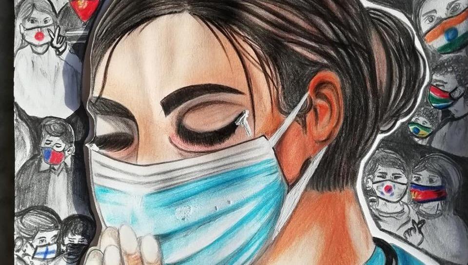 Art of living through the Covid crisis | Latest News Delhi - Hindustan Times