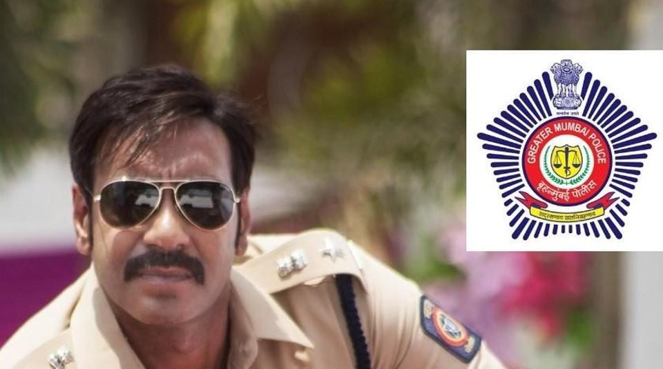 Ajay Devgn gets epic response from Mumbai Police: 'Dear Singham, doing what Khakee is supposed to' – bollywood