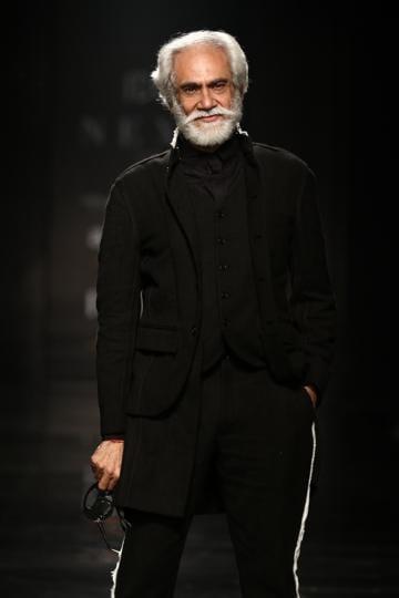 Sunil Sethi, chairman, Fashion Design Council of India