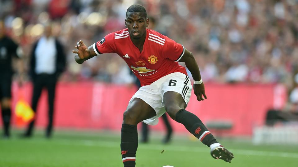 File photo of Paul Pogba.