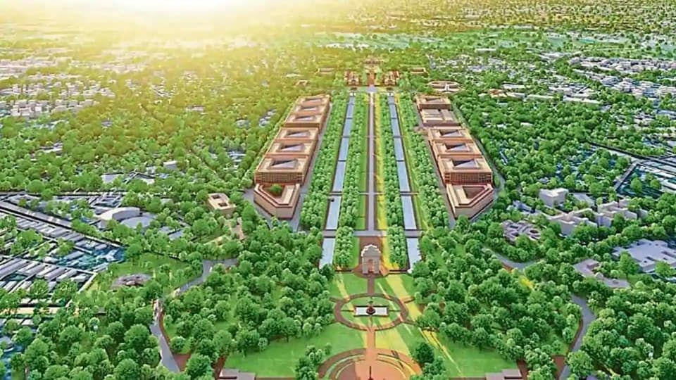 The expert appraisal committee (EAC) on infrastructure under the ministry met on February 25 to review the CPWD's proposal seeking green clearance for the new Parliament building.