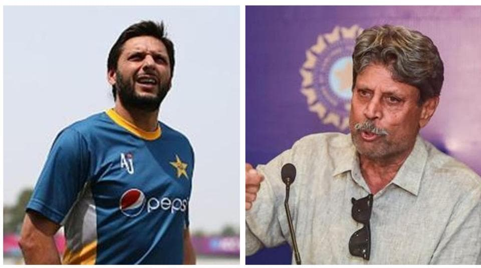 'Expected better from him': Shahid Afridi disappointed with Kapil Dev's response to Akhtar's propos... thumbnail