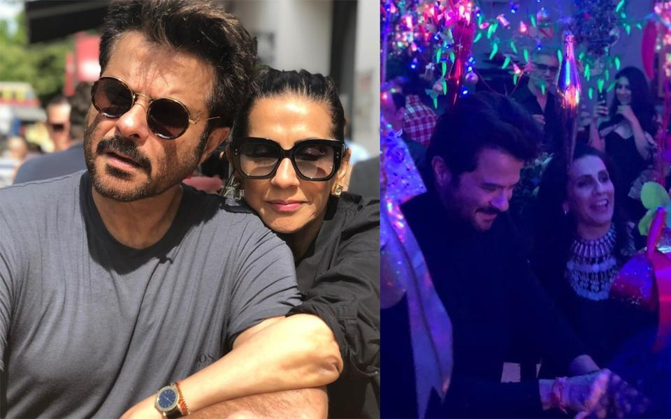 Anil Kapoor's wife Sunita went on a solo honeymoon, said yes to the actor only when he could afford a cook – bollywood