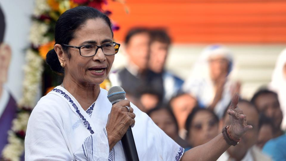The ruling TMC criticised the Governor for playing petty politics amid the nationwide healthcare emergency.