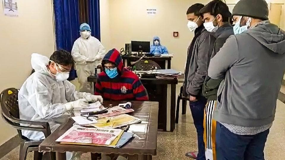 The Centre, in its status report said that the country had evacuated citizens from China, Iran, Japan and Italy when the condition in India was not as grim.