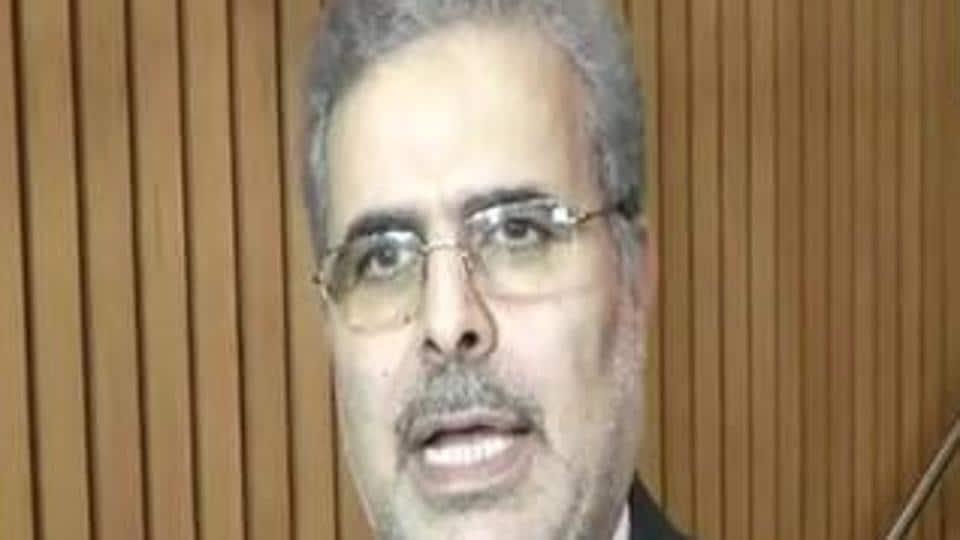 File photo of Iranian ambassador Ali Chegeni. (ANI)