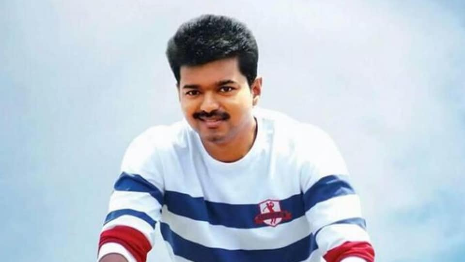 Vijay's son Jason is studying in Canada.