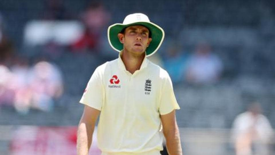 The action, the pace, the skill: Stuart Broad names 'bowler of his generation' thumbnail