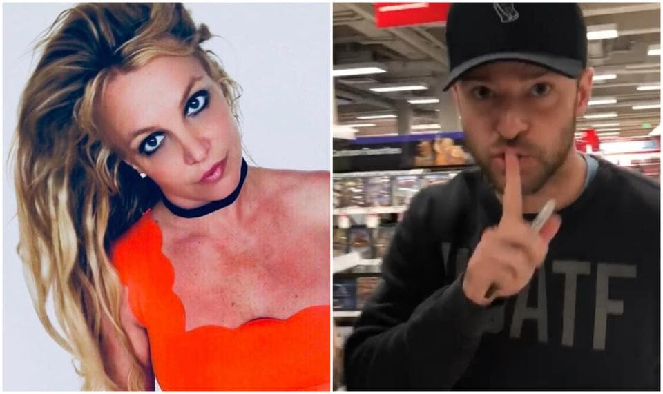 Britney Spears On Ex Justin Timberlake I Know We Had One Of The World S Biggest Breakups Music Hindustan Times