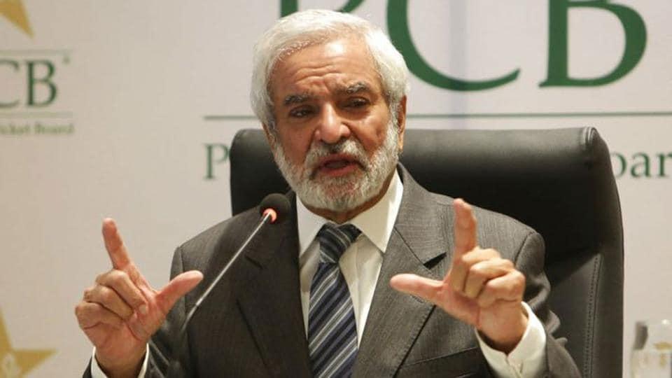 PCBChairman Ehsan Mani.