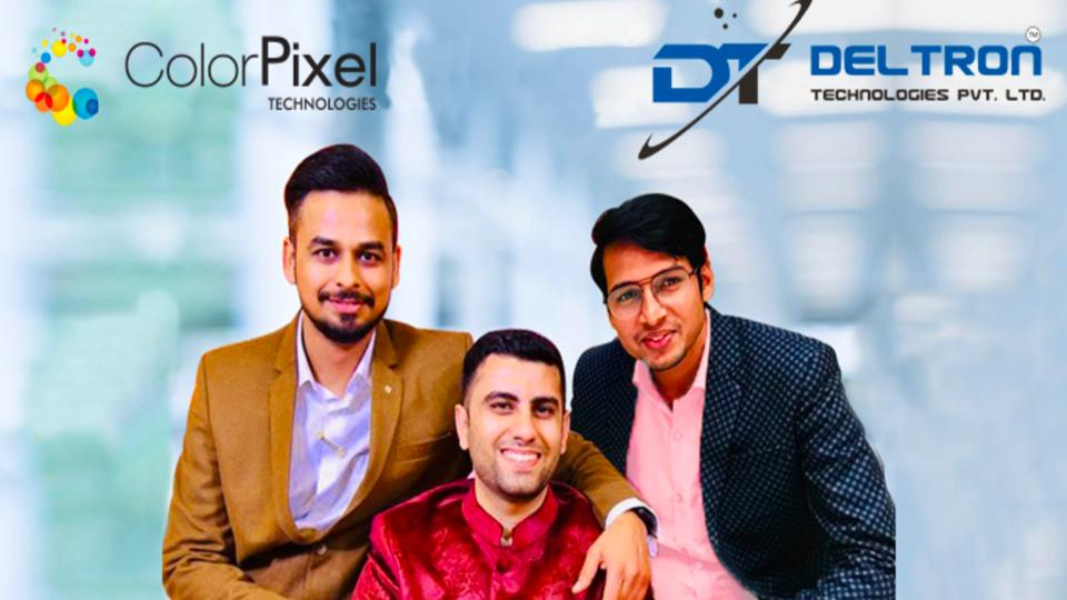 When Anupam Anand, Ritesh Khurana and Divanshu Kapoor started Deltron in 2015, they just had their own hard work to fall back upon.
