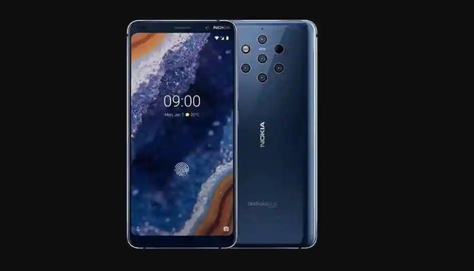 Nokia 9.3 Máy ảnh PureView, Nokia 7.3 Chi tiết màu rò rỉ 1