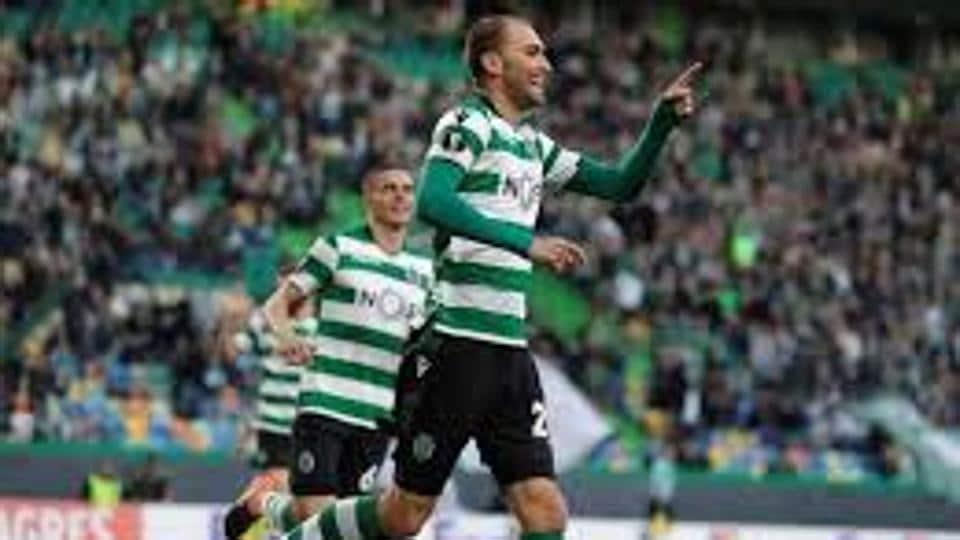 File image of Sporting Lisbon.