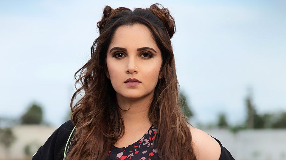 Tennis player Sania Mirza urges everyone to stay positive in this time of crisis.