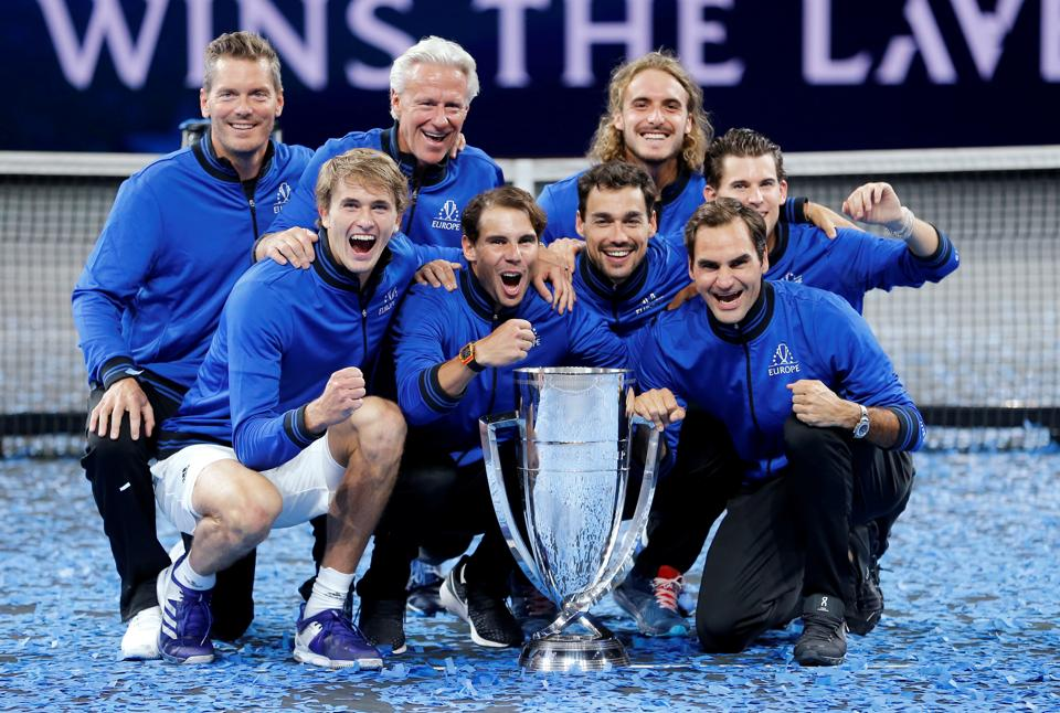 File photo of Laver Cup.