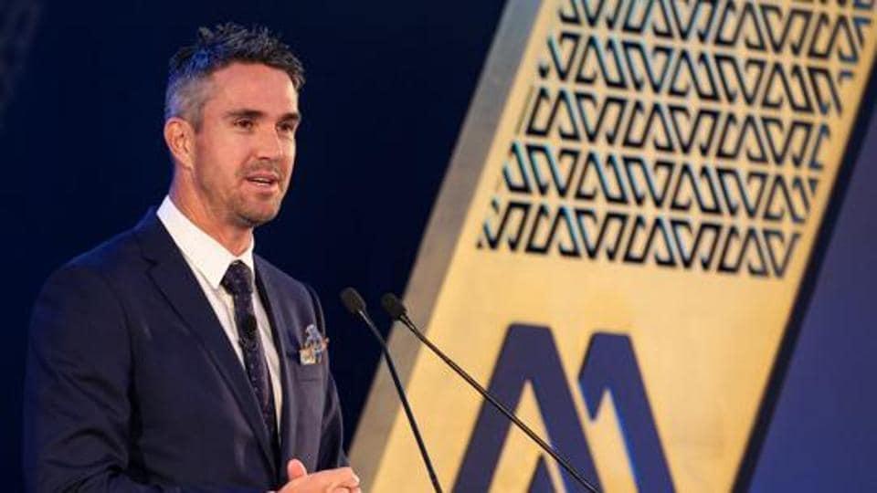 Former English cricketer Kevin Pietersen speaks