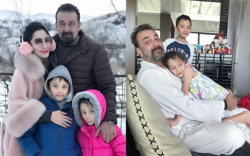 Sanjay Dutt's wife, kids stuck in Dubai amid lockdown: 'I ...