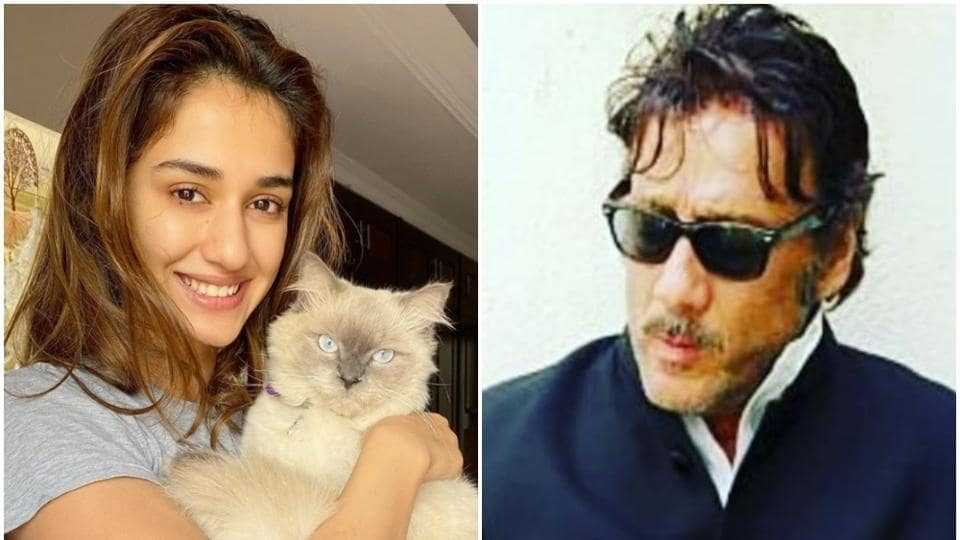Disha Patani can't stop praising Tiger Shroff's father Jackie, with whom she is working in Radhe: Your Most Wanted Bhai.