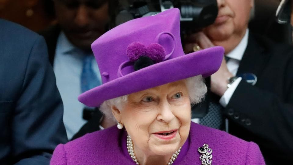 A Buckingham Palace official said the monarch had decided that the gun salutes usually held in Hyde Park and the Tower of London would not be appropriate at this time.