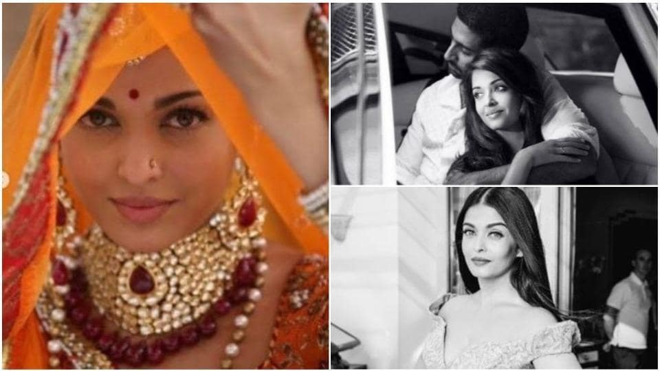 Abhishek Bachchan married the most beautiful woman in the world, Aishwarya Rai and he keeps reminding his fans of that.