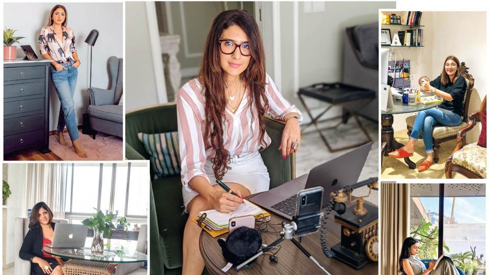 With work from home becoming the new norm, its best to dress up and be productive