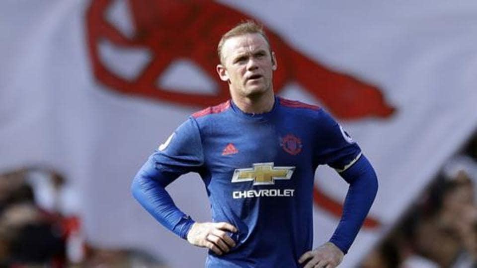 File image of Wayne Rooney.
