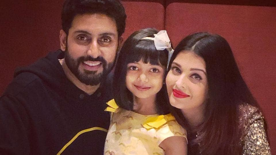 Abhishek Bachchan and Aishwarya Rai are celebrating their 13th wedding anniversary today.