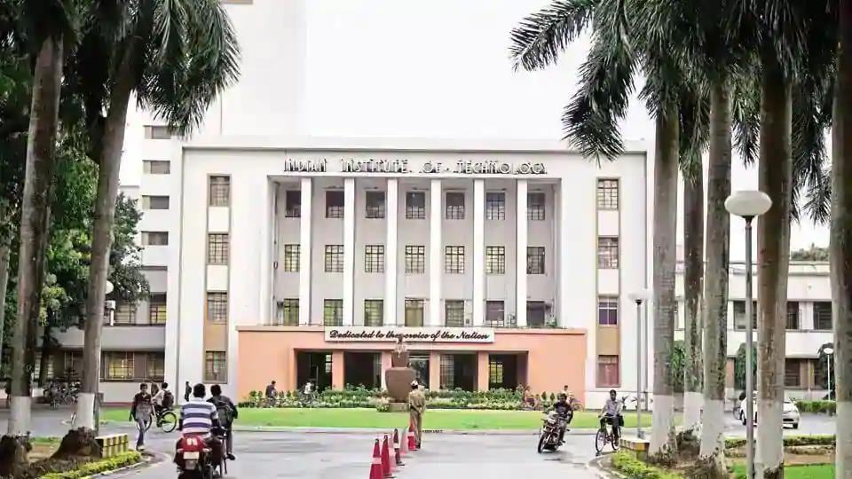 Indian Institutes of Technology, Kharagpur.
