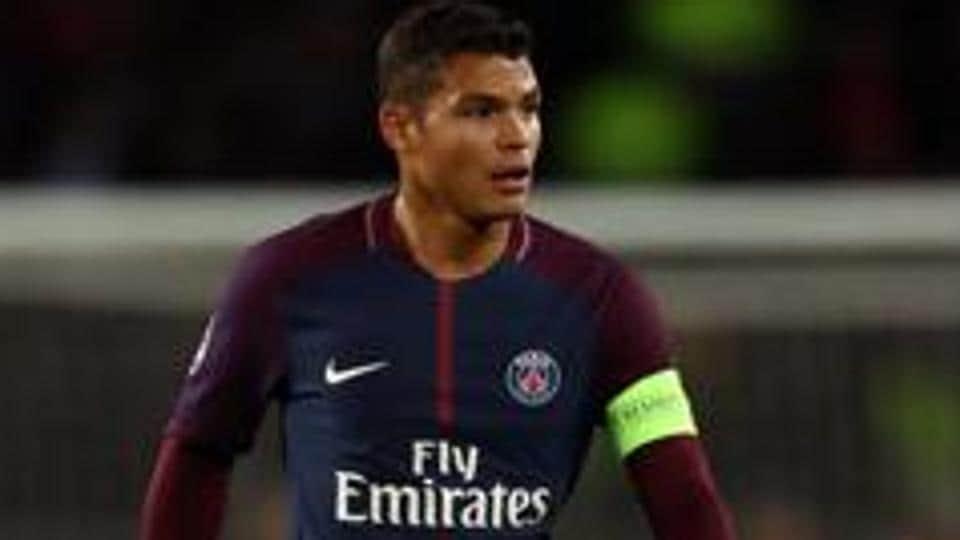 A file photo of Thiago Silva.