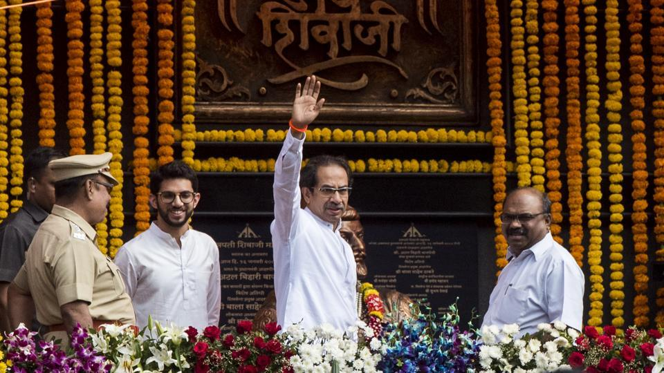 Sena chief Uddhav Thackeray also listed the action taken by his government against those accused of being a part of the mob.