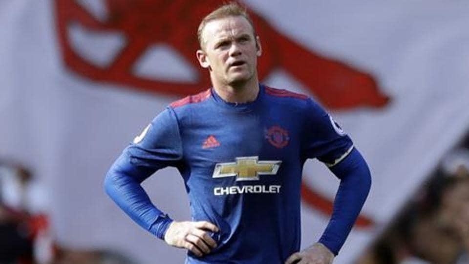 A file photo of Wayne Rooney.