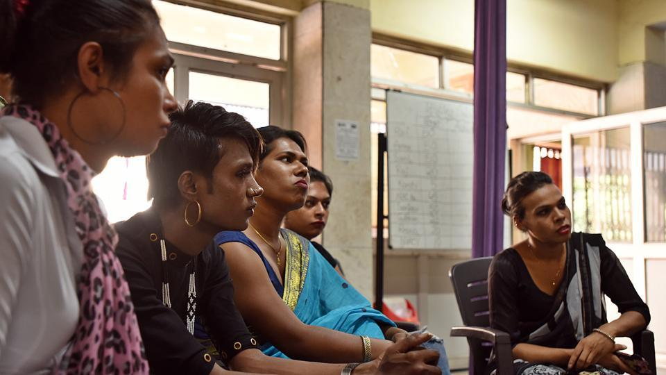 """Non-governmental organisations and community networks are providing support but that, she said, isn't enough. """"The government needs to provide for us,"""" a transwoman from Cuttack said."""