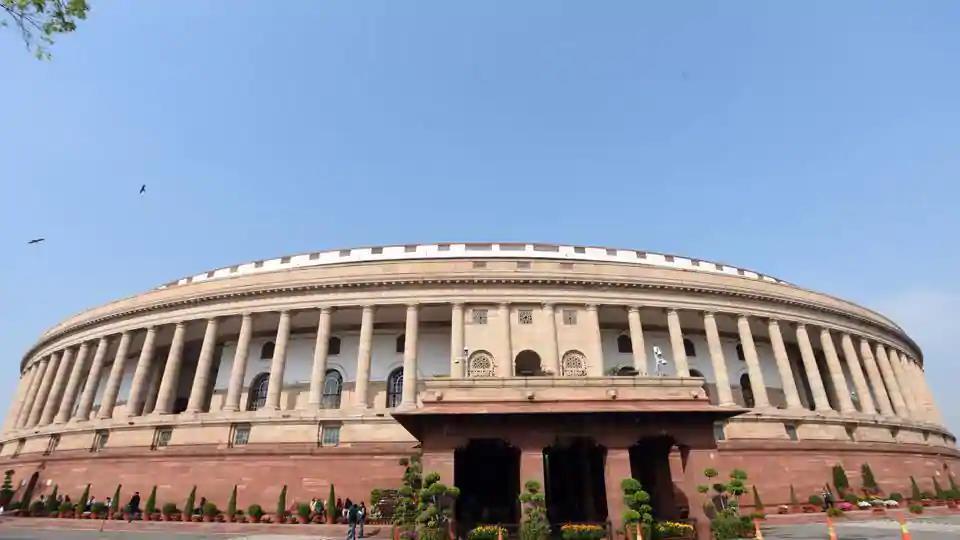 A Lok Sabha staffer has tested positive for Covid-19.